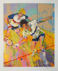 Racquetball By LeRoy Neiman