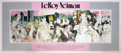 Polo Lounge By LeRoy Neiman