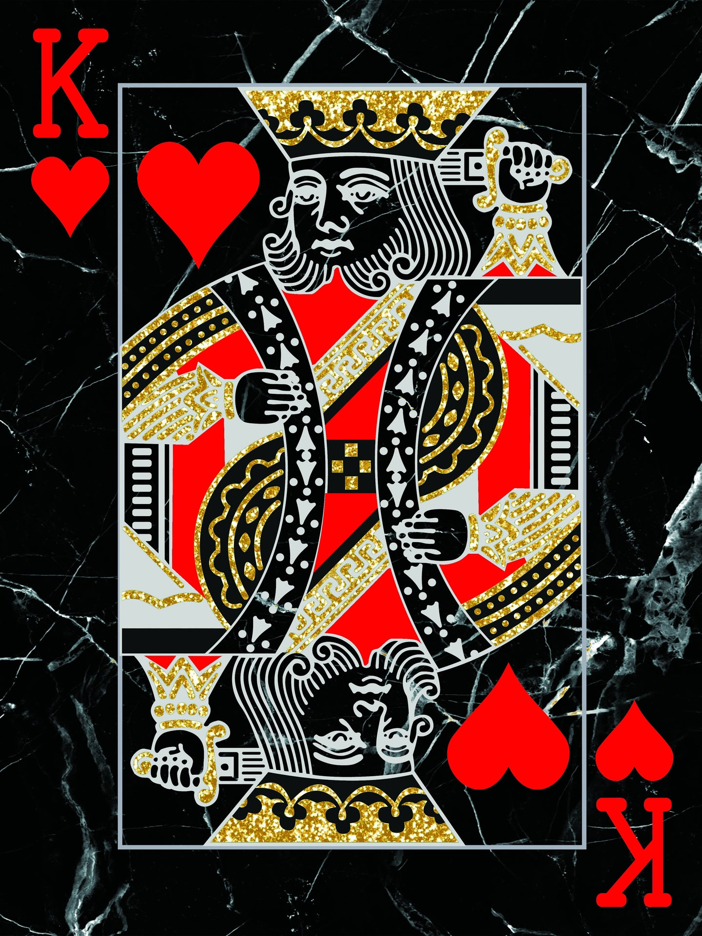 King of Hearts By Paulina del Mar