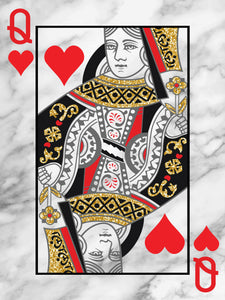 Queen of Hearts By Paulina del Mar