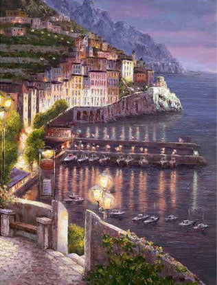 Nightview Amalfi By Sung Sam Park