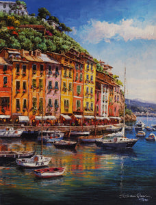 Portofino Vista By Sung Sam Park