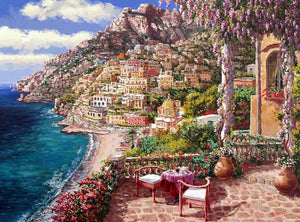 Positano Patio By Sung Sam Park