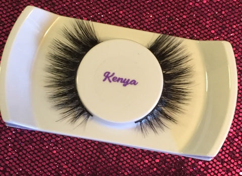 "The ""Kenya"" Mink Lash"