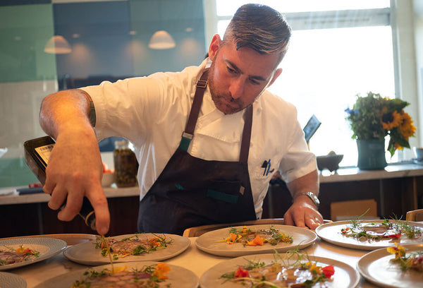 Interview with Chef Kevin Meehan