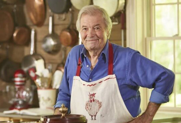 Chef Jacques Pepin cooks with TRULY™ on new series, Essential Pepin.