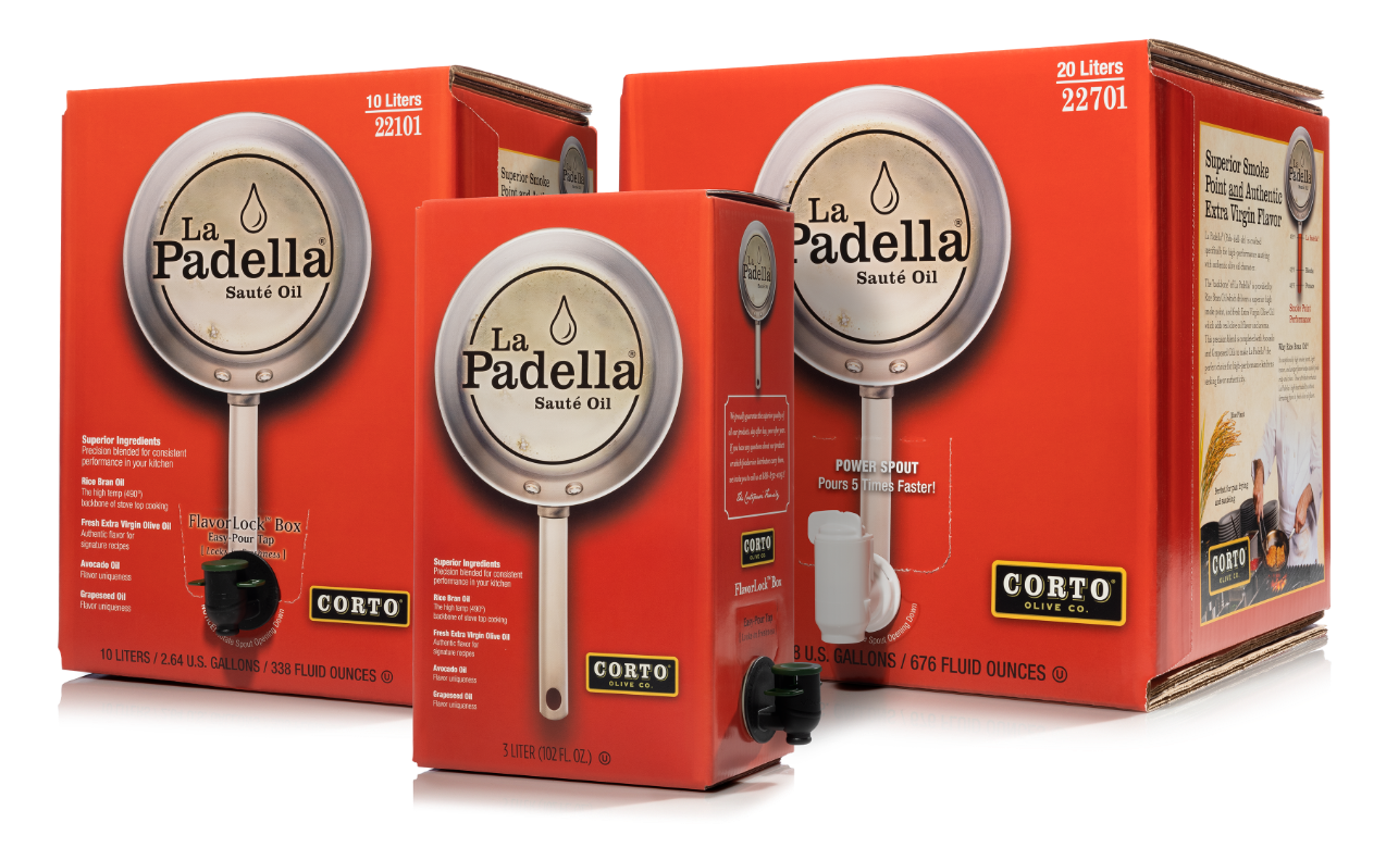 La Padella Corto Products
