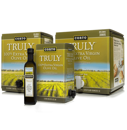 Truly® Extra Virgin Olive Oil 3L