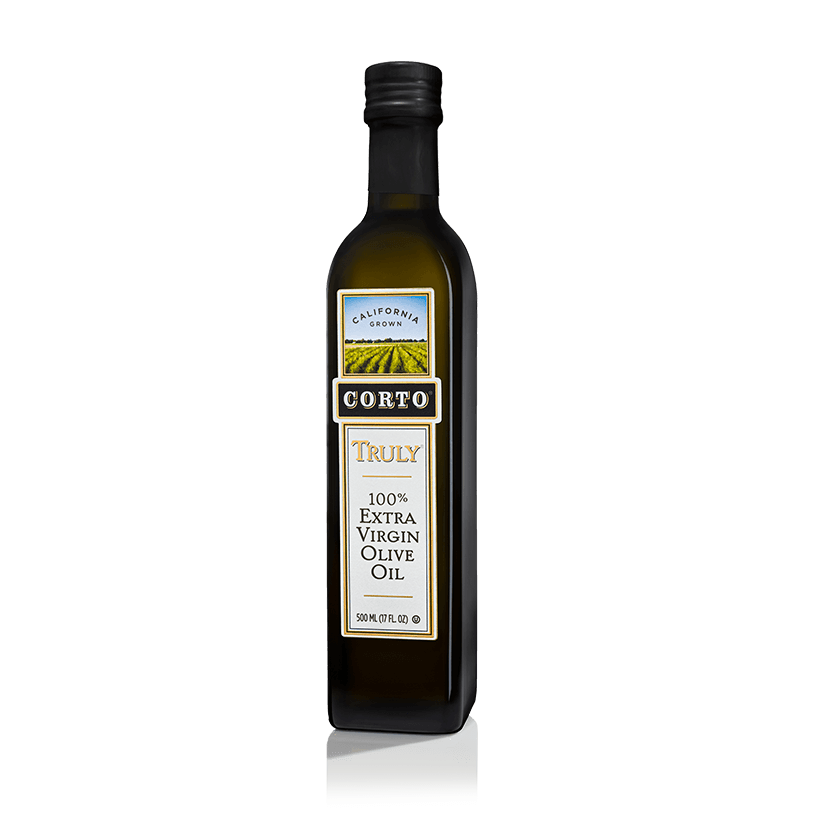 Corto Truly 500mL Olive Oil Bottle