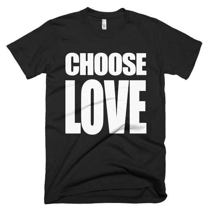 CHOOSE LOVE Tee // Black