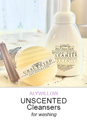 Unscented Cleansers