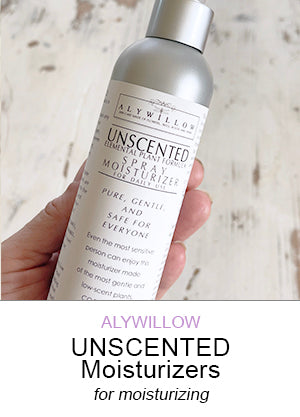 Unscented Moisturizers
