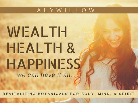 Wealth Health and Happiness