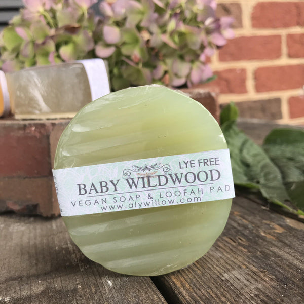 Baby Wildwood Bar Cleanser