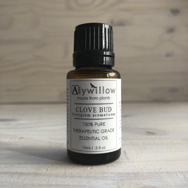 Clove Bud Essential Oil - Alywillow