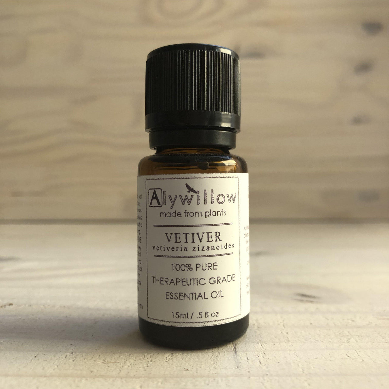 Vetiver Essential Oil - Alywillow