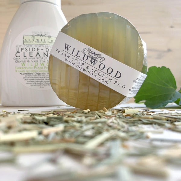 WILDWOOD Vegan Bar Cleanser