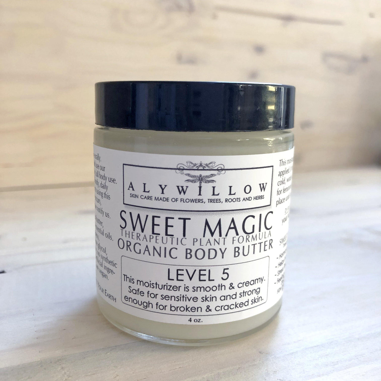 Sweet Magic Level 5 Body Butter Moisturizer