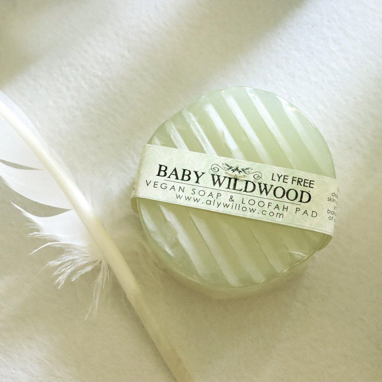 BABY WILDWOOD Vegan Bar Cleanser - Alywillow