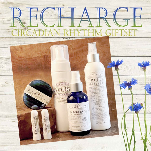 RECHARGE to reset your Circadian Rhythm to feel better and sleep better - Alywillow