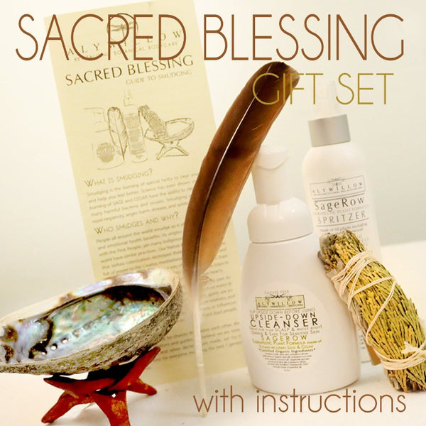 SACRED BLESSING Gift Set - Alywillow
