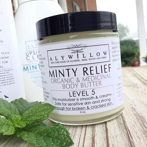 Minty Relief Level 5 Medicinal Moisturizer