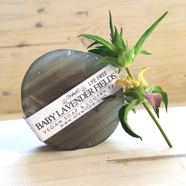 Baby Lavender Fields Cleansing Bar