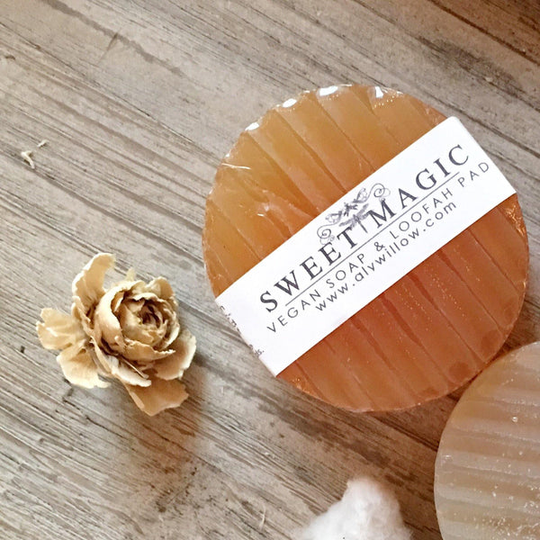 SWEET MAGIC Vegan Bar Cleanser