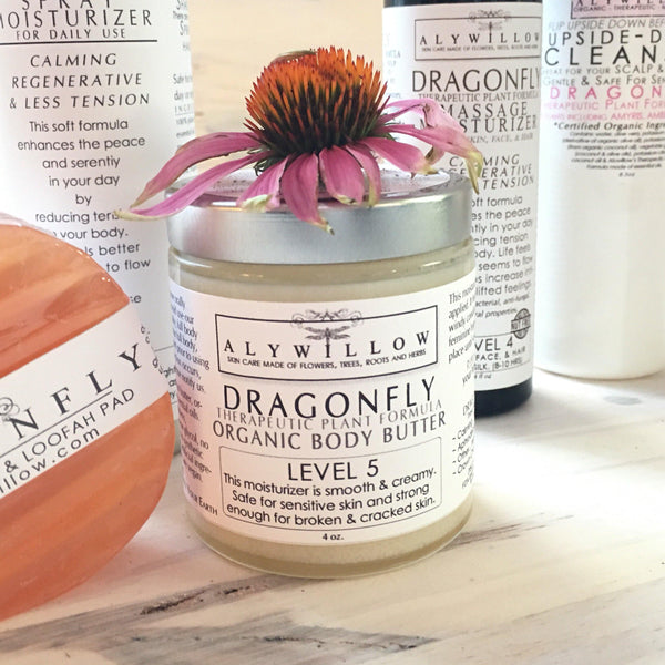 DRAGONFLY Level 5 Body Butter Moisturizer - Alywillow