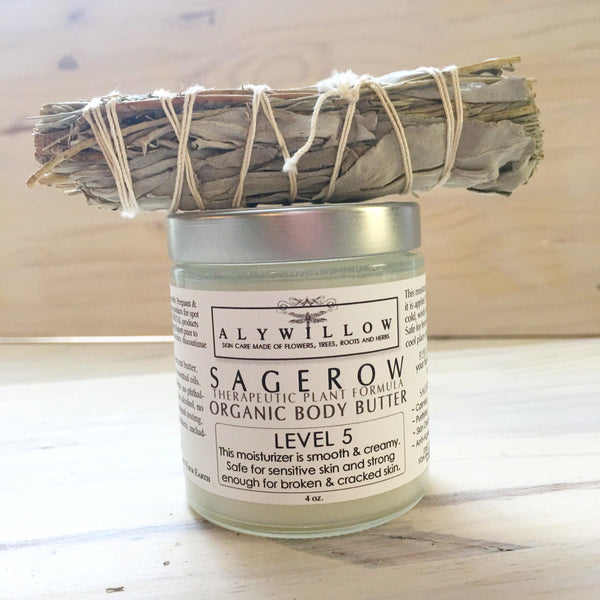 Sagerow Level 5 Body Butter Moisturizer