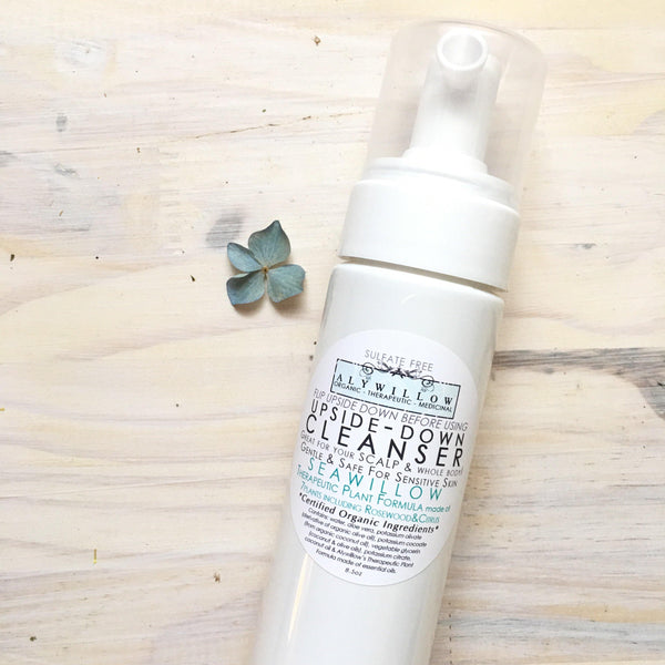 Seawillow Upside-down Liquid Cleanser