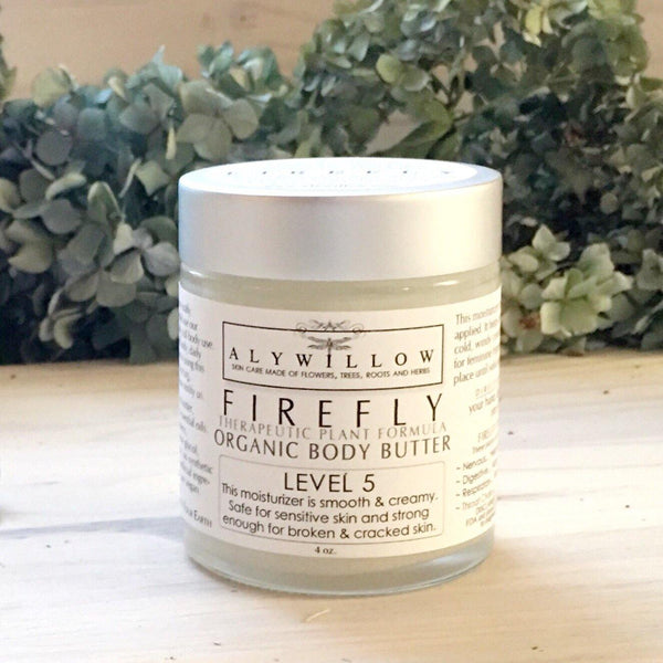 Firefly Level 5 Body Butter Moisturizer