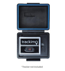 Trackimo Water Proof Case with Extended Battery Open