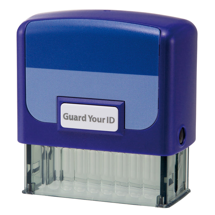 Guard Your ID Stamp - Medium (IS-230CM)
