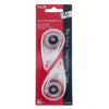 Correction Tape WHITE AWAY Mini 2-Pack