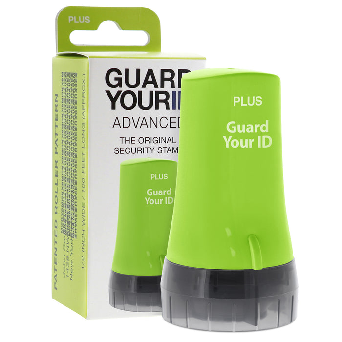 Guard Your ID Extra Wide Roller 2-Pack Security Kit