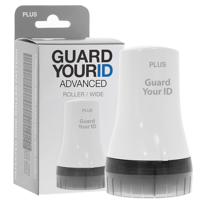Guard Your ID WIDE Advanced 2.0 Roller 2-Pack