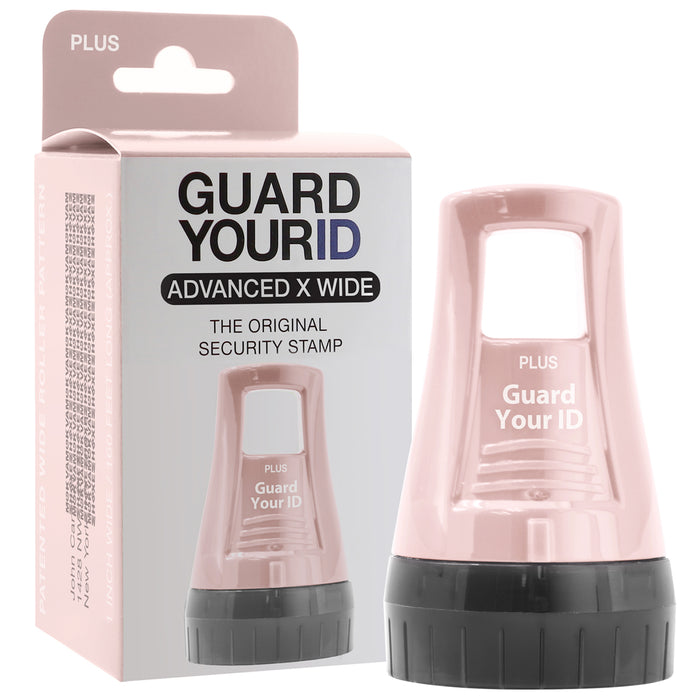 Guard Your ID Advanced X Wide Roller 3-Pack