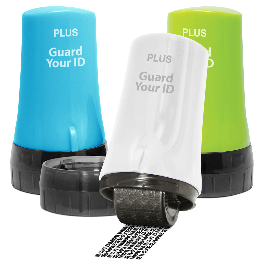 GUARD YOUR ID Advanced 2.0 Roller 3-Pack