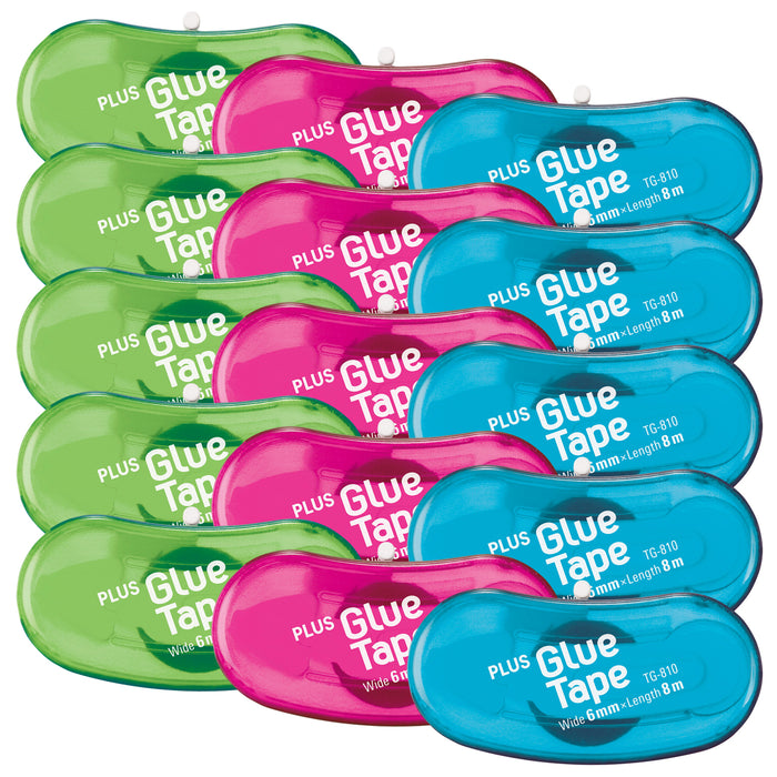 Glue Tape TG-810 - 6 Pack, 10 Pack and 15 Pack