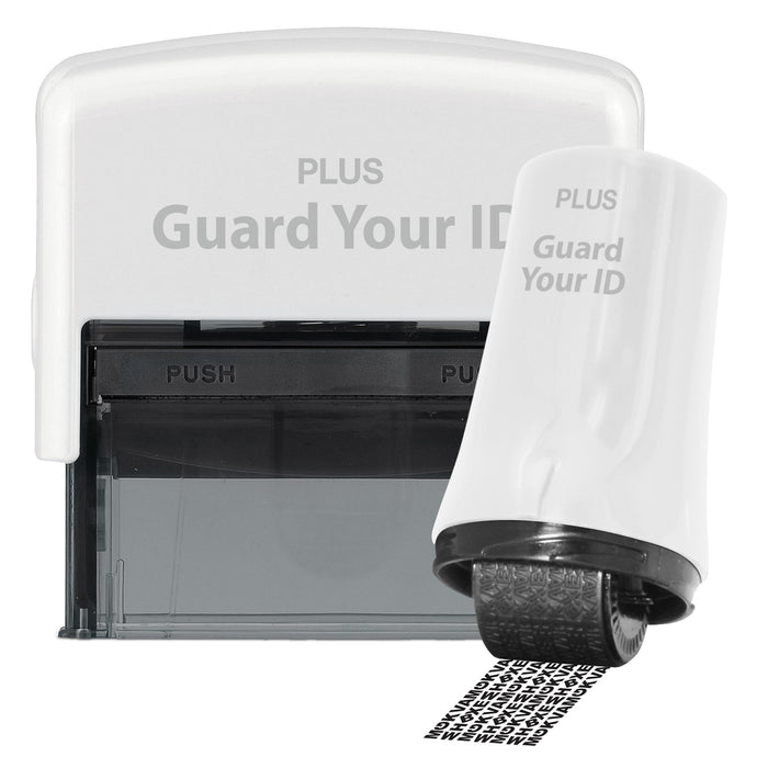 Guard Your ID Rollback Special - Large Stamp with Advanced Roller