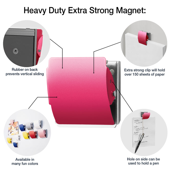 Large Extra Strong Magnet 3-Pack