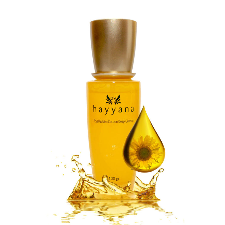 HAYYANA Royal Golden Cocoon Deep Cleanser