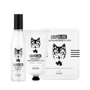 LOUP BLANC FOR MEN SET