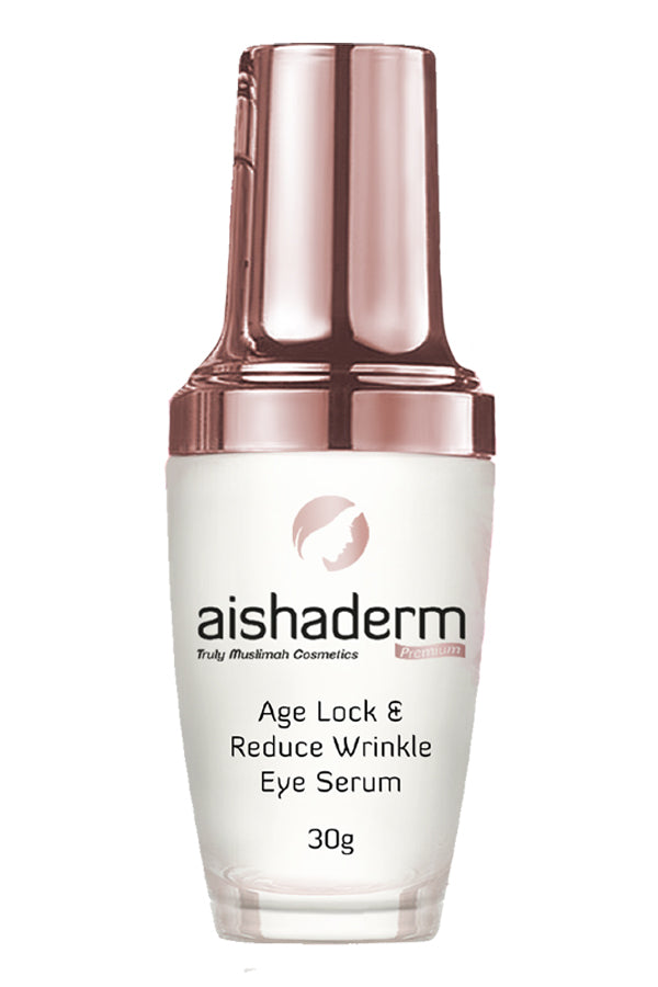 AISHADERM PREMIUM Age Lock & Reduce Wrinkle Eye Serum