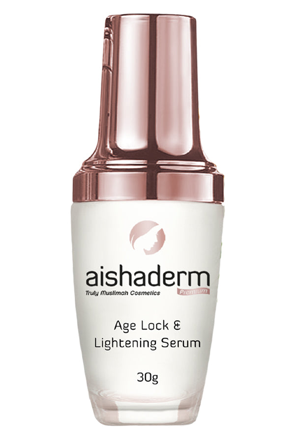 AISHADERM PREMIUM Age Lock & Lightening Serum