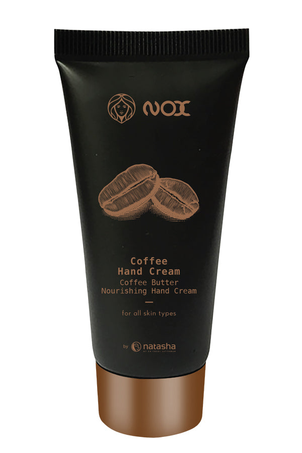 NOX Coffee Hand Cream, Coffee Butter Nourishing Hand Cream