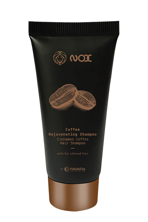 NOX Coffee Rejuvenating Shampoo, Cinnamon Coffee Hair Shampoo