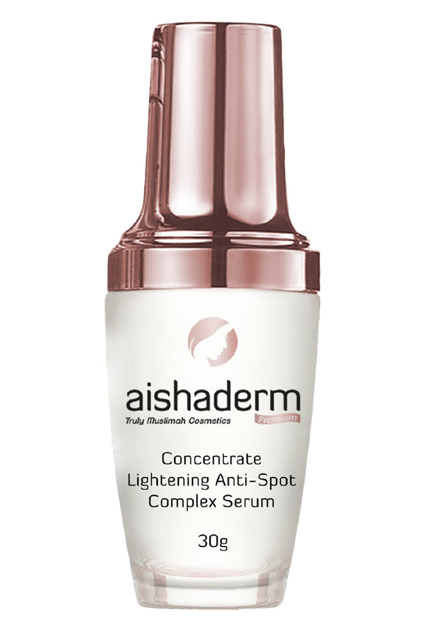 AISHADERM PREMIUM Concentrate Lightening Anti-Spot Complex Serum