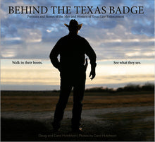 Behind the Texas Badge